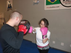 Free womens' self defense class